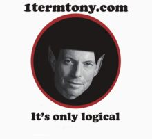 1Term Tony/ Spock / it's only logical by 1termtony