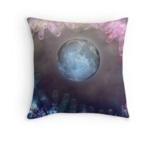 Jewell Moon Throw Pillow