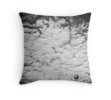 Next came a curly tailed creature of legend ;) Throw Pillow