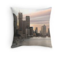 Brisbane Throw Pillow