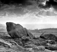 Norber Erratics  by Stephen Knowles