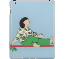 Yoga is more than just poses iPad Case/Skin