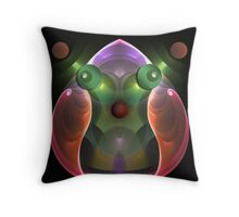 The cookies jar Throw Pillow