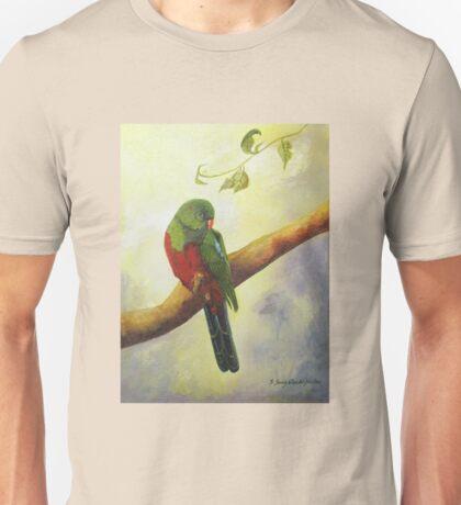 King Parrot,  Killarney country Qld Australia. T-Shirt
