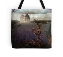 Remote Castle Tote Bag