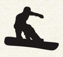 Snowboarder by gruml