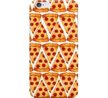 Pizza Emoji Pattern iPhone Case/Skin