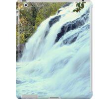 Autumn at Bond Falls iPad Case/Skin