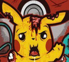 Dead Pikachu Sticker