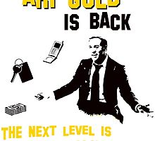 Ari Gold is BACK by ervinderclan