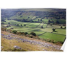 Upper Wharfedale Life Poster