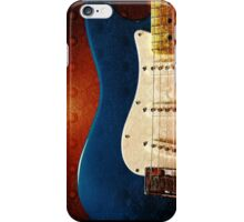 Electric Grunge Guitar iPhone Case iPhone Case/Skin