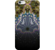 Fractal Meditation Visions iPhone Case/Skin