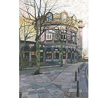 The Crown Hotel, Harrogate, North Yorkshire Photographic Print