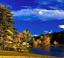 Crystal Lake, NH by LudaNayvelt