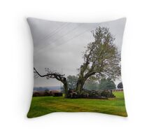 Give your all... Throw Pillow