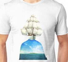 Explorer's Mind Unisex T-Shirt
