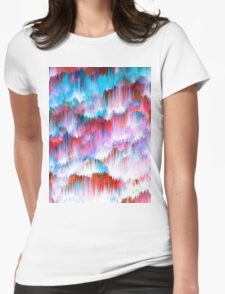 Raindown Womens Fitted T-Shirt