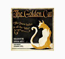 The Golden Cat Unisex T-Shirt