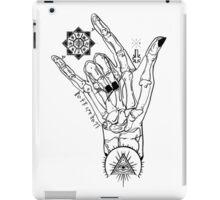 Rock On Amigo iPad Case/Skin