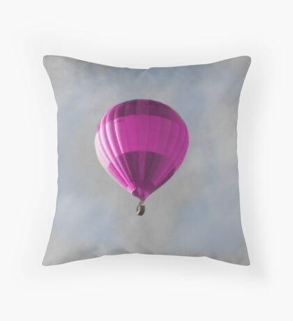 RAISING AWARENESS Throw Pillow