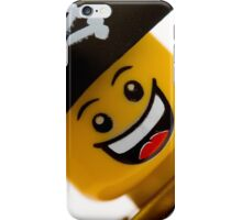 Happy Lego Pirate iPhone Case/Skin