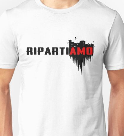 Ripartiamo Unisex T-Shirt