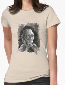 Gollum Womens Fitted T-Shirt