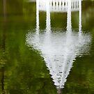 Gazebo Reflections by Marilyn Cornwell