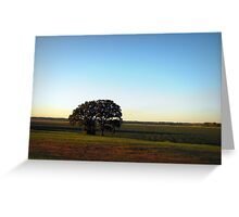 Drive-By Shooting Greeting Card