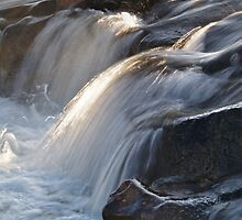 White Water 2 by WatscapePhoto