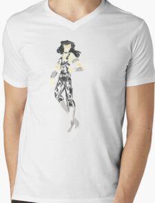 Donna Troy Mens V-Neck T-Shirt