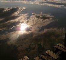 Dock in the Sky by elasita