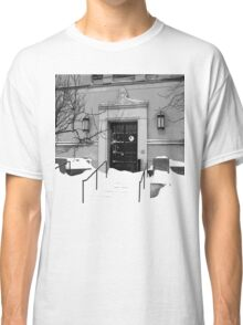 Winter Weather Snow Storm Classic T-Shirt