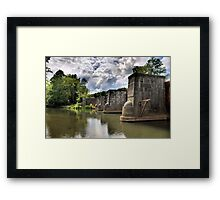 Erie Canal Aqueduct  Framed Print