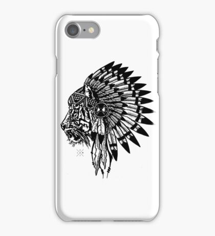 Chief of Pride iPhone Case/Skin
