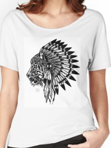 Chief of Pride Women's Relaxed Fit T-Shirt
