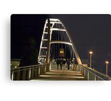 Walking Bridge 2 Metal Print