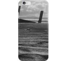what once was..... Portsalon Beach, Donegal. iPhone Case/Skin