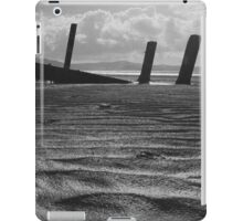 what once was..... Portsalon Beach, Donegal. iPad Case/Skin