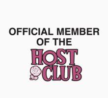 i'm host club approved  by XxFancyTrancyxX