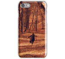 in tine, toamna iPhone Case/Skin