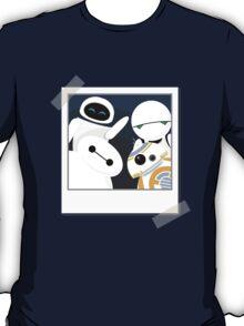 Baymax and Friends Selfie  T-Shirt