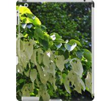 Dove Tree or Pocket Hanker Chief Tree iPad Case/Skin