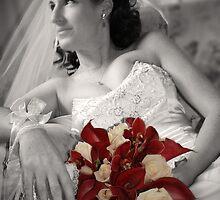 Bride Waiting II by Lindsay Woolnough (Oram)