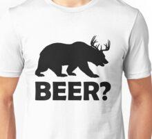 Deer Bear 2 Unisex T-Shirt
