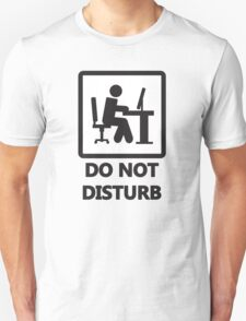 Gaming - DO NOT DISTURB Unisex T-Shirt