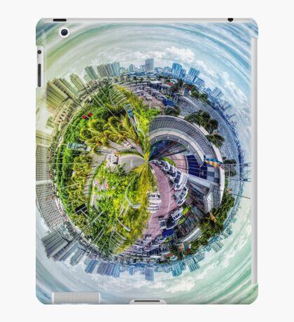 City Panorama HDR iPad Case/Skin