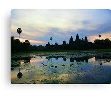 Angkor Wat : Cambodia Canvas Print