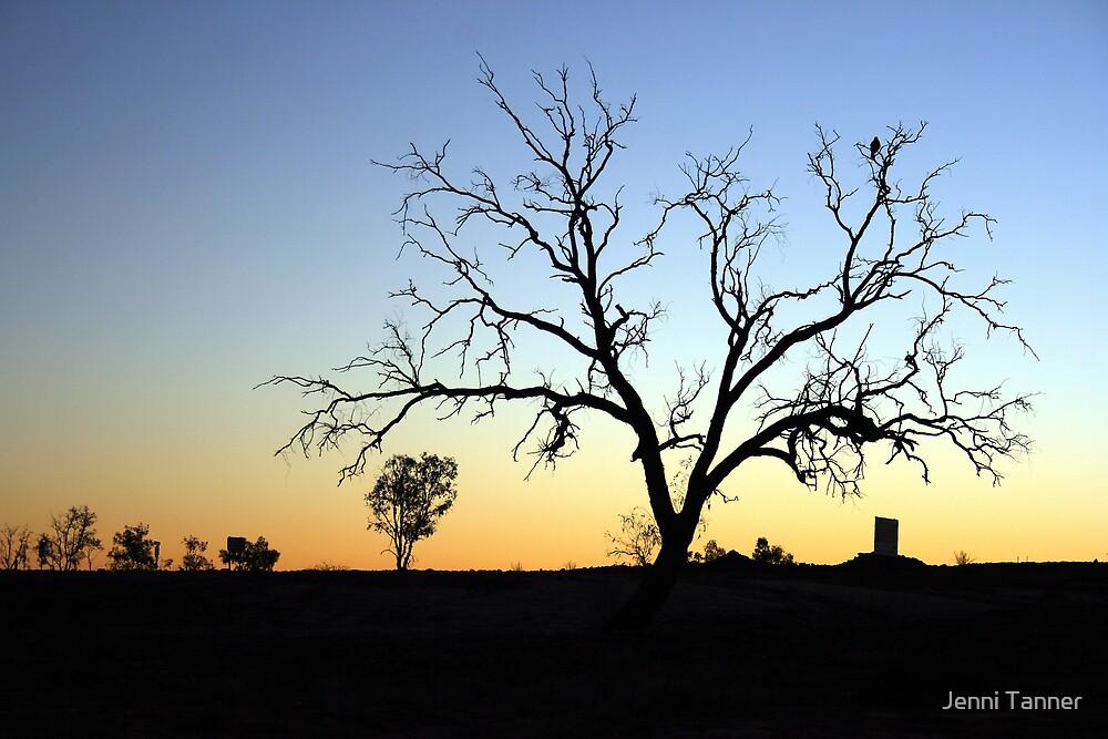 Innamincka Sunrise by Jenni Tanner